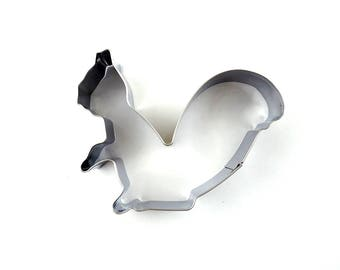 Squirrel Cookie Cutter- Fondant Biscuit Mold - Pastry Baking Tool Set