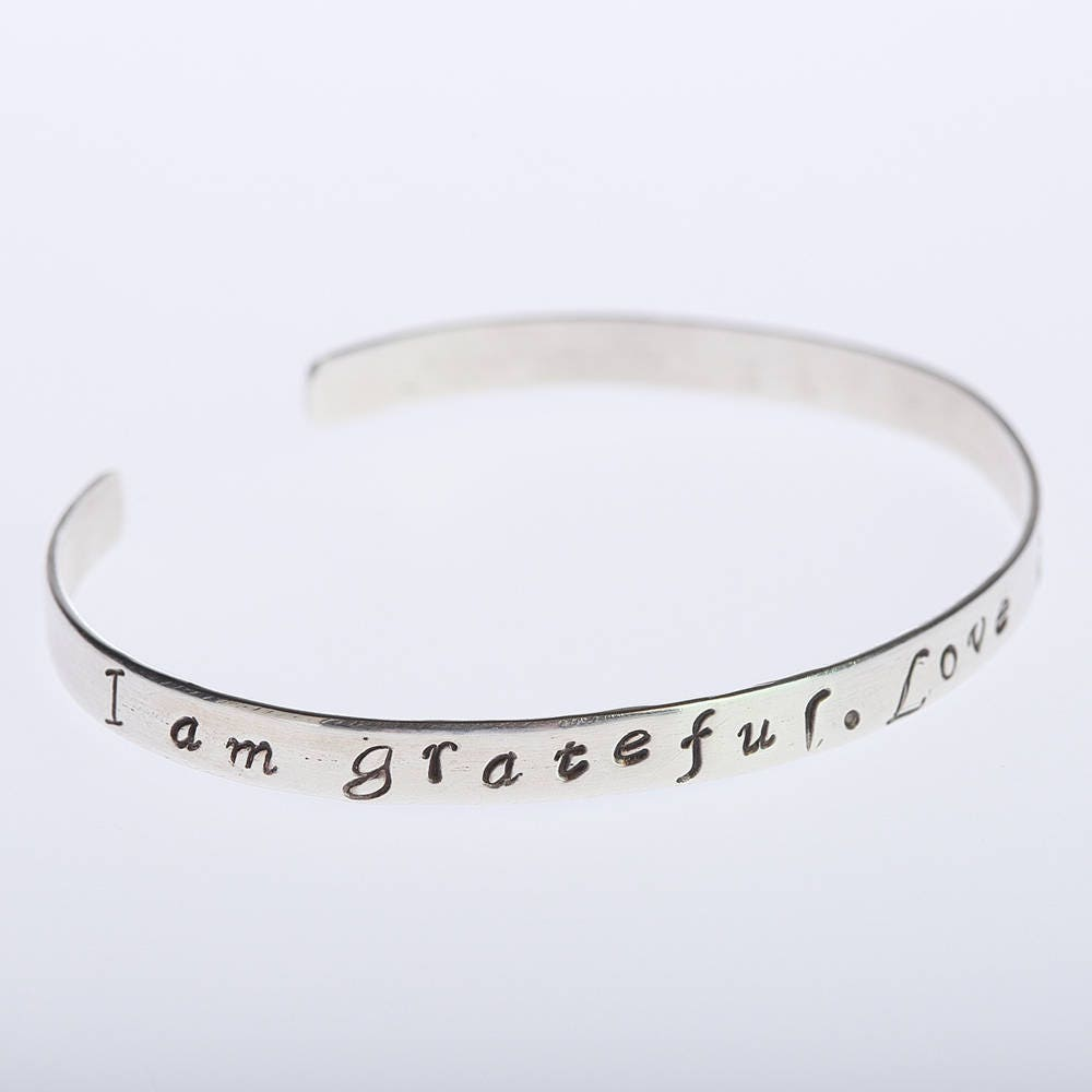 mindfuelnest usa bracelet best images inspirational pinterest joy plate on choose mantra bracelets