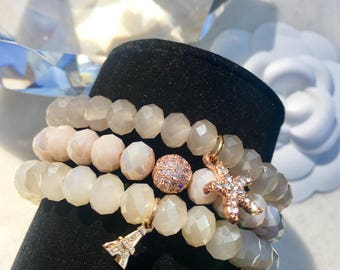 The Marseilles bracelets Set / the perfect set for the fashionista in you..!
