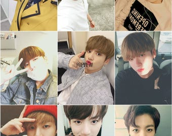 BTS Jungkook - Boyfriend Aesthetic Photocards