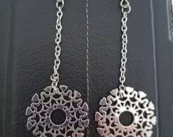 Earrings stainless steel 316L