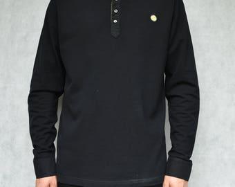 Pretty Green Polo Shirt Size L