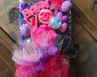 Chanel/LB/Barbie/hot pink/tulle/tutu/classy/ barbiegirl/estimate/one of a kind/iPhone case iPhone 7case