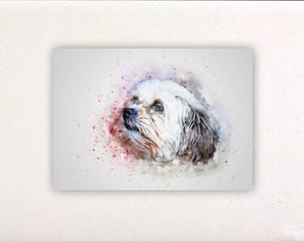 Dog - Watercolor prints, watercolor posters, nursery decor, nursery wall art, wall decor, wall prints | Tropparoba - 100% made in Italy