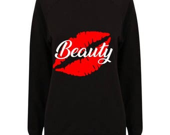 Beauty sweatshirt jumper