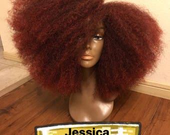 Crochet Wig, Crochet Cute, Jessica Crochet Wig