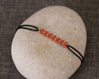 Fancy Bracelet: Epi what, pink