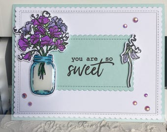 You are so Sweet Note Card