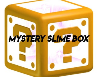 Squishy And Slime Mystery Box : Squishy Etsy