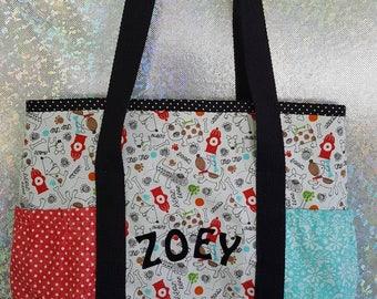 Personalized Tote Bag, Medium