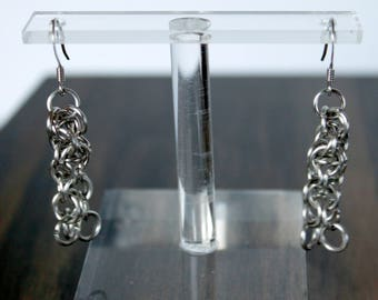 Captive Ring Earrings