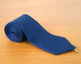 Vintage DAKS Mens Silk Necktie Casual Suit Neck Tie 082