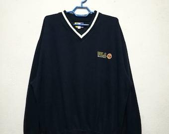Vintage UCLA Basketball Small Logo Sweater Sweatshirt