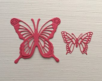 Butterflies Die Cuts