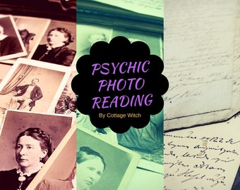 Intuitive Photo Reading | Psychic Reading