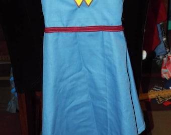 Wonder Woman XXL Vintage Style Apron