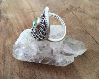 Pandora Sterling Silver Lace Ring