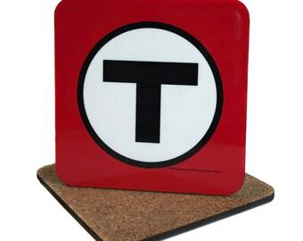 MBTA Red Line Coaster
