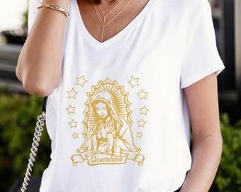Virgin of Guadalupe//virgin de Guadalupe//Virgen De Guadalupe dress//Virgin Mary Dress//Virgen De Guadalupe toddler dress//Baptisim Gift
