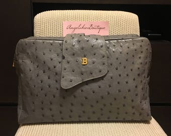 Authentic Bally Vintage Clutch Bag