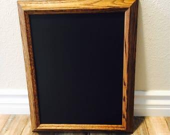 Framed Chalkboard; Farmhouse Chalkboard