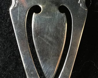 Vintage Sterling S. Kirk and Son Bookmark