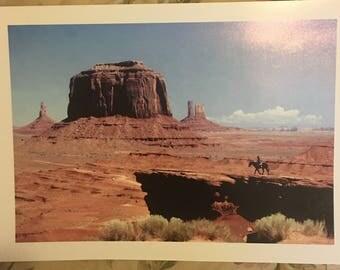 Southwest Desert Mesa