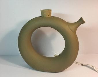 Mid Century Modern Torus Vintage Vase 70