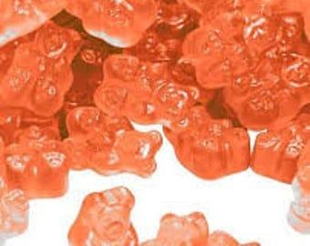 Peach Margarita Infused Gummy Bears