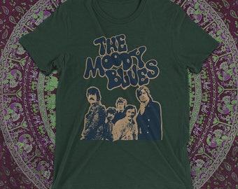 RARE The Moody Blues Band Shirt