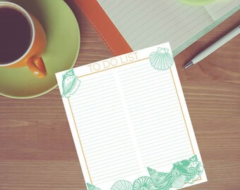 To Do List - SeaShell Theme