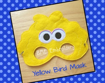 Big Bird -Child's Dress Up Imaginary Play-Halloween Costume-Birthday Party Favor-Pretend Play-Photo Prop-Theme Party-Child's Gift