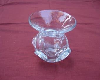 Val St Lambert vase