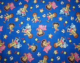 Dora The Explorer Dora&Diego Soccer
