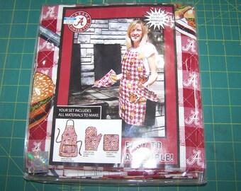 University Of Alabama BBQ Kits