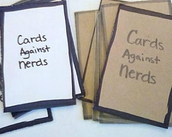 Cards Against Nerds - Harry Potter Edition - Harry Potter - Party Game