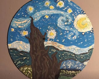 Starry Night Record
