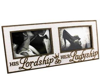 Lordship & Ladyship Frame