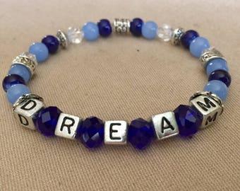 Inspirational Message Bracelets