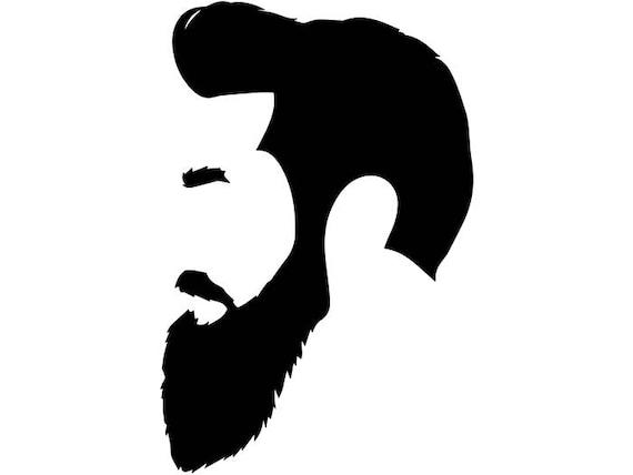 Beard Barbershop Style Hair Mustache Salon Shop Haircut Shave