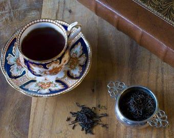 Certified Organic English Breakfast Loose Leaf Tea // 4 ounces