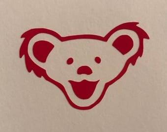 Dancing Bear Head