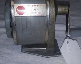 Vintage Apsco pencil sharpener