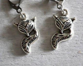 Little Fox earrings