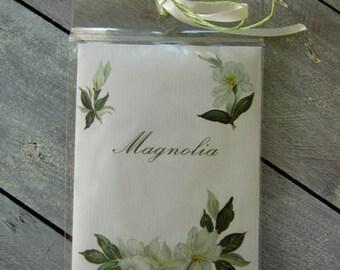 Magnolia scented sachet