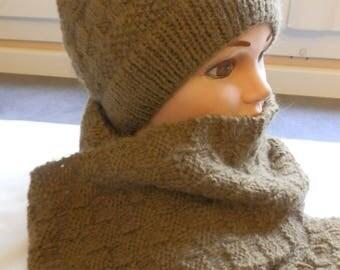"""Frost"", big Bobble Hat"