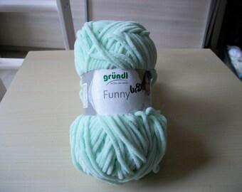 Balls of yarn brand Grundl Funny