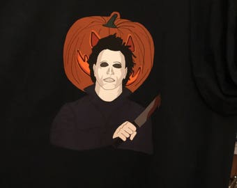 Michael Myers Pumpkin