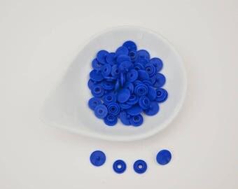 10 royal blue T3 KAM snaps