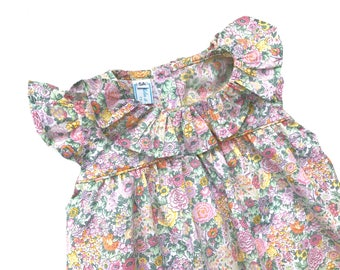 5 - Blouse was daughter of Liberty Elysian model Camille